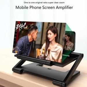 Harga phone screen projector amplifier kaca pembesar layar hp smartphone 3d   tanpa   HARGALOKA.COM