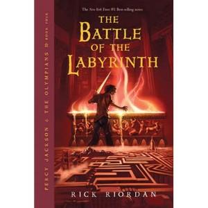 Harga rick riordan   the battle of the labyrinth softcover | HARGALOKA.COM