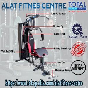 Harga alat fitness home gym 1 sisi tl hg 008   | HARGALOKA.COM