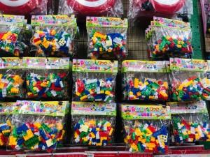 Harga mainan anak block mini isi 96pcs lego bongkar pasang balok susun | HARGALOKA.COM