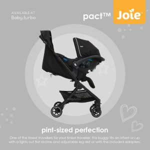 Harga baby stroller joie pact travel system   | HARGALOKA.COM