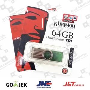 Harga flashdisk kingston 64gb dt 101 g2 flashdisk 64gb usb flash | HARGALOKA.COM