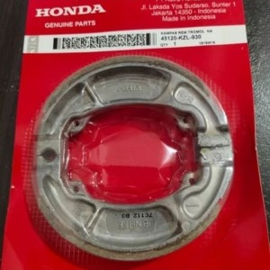 Info Kampas Rem Honda Pcx 125 Pcx 150 Depan Belakang Katalog.or.id