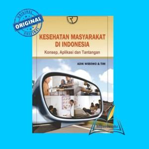 Harga buku kesehatan masyarakat di indonesia rajawali   HARGALOKA.COM