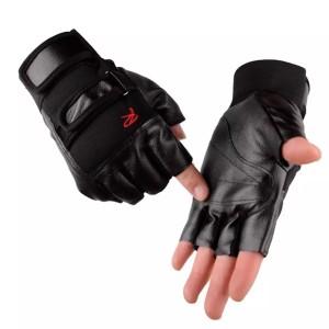 Harga a05 sarung tangan motor setengah jari tactical   HARGALOKA.COM
