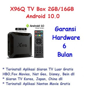 Harga x96 mini s905w 4k 30fps 2gb 16gb android tv | HARGALOKA.COM