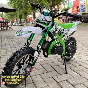 Harga motor mini trail mt2 50cc mesin | HARGALOKA.COM