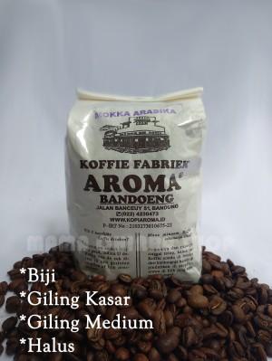 Harga kopi aroma mocca arabika bandung     HARGALOKA.COM