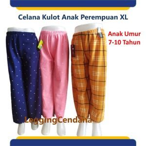 Harga celana kulot anak perempuan panjang | HARGALOKA.COM