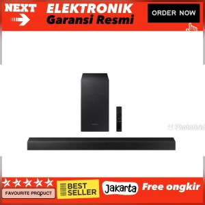 Harga samsung hw t450 speaker 2 1ch wireless soundbar | HARGALOKA.COM