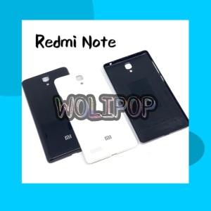 Harga backdoor back casing tutup belakang xiaomi redmi note 1 3g 4g | HARGALOKA.COM