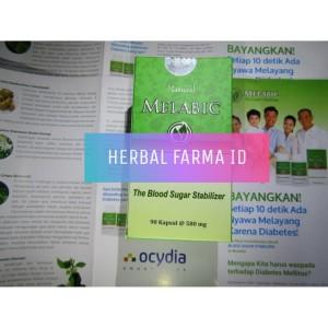 Harga melabic asli obat diabetes herbal amp mengatasi gula darah isi 90 | HARGALOKA.COM