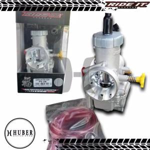 Harga karburator karbu pe 28 pe28 silver original ride it   | HARGALOKA.COM
