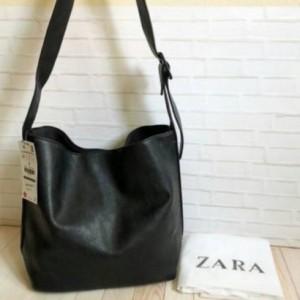 Harga termurah tas tote zara hobo tote bag tote bag fashion import grosir   | HARGALOKA.COM