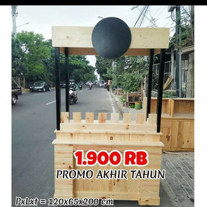 Harga booth kayu murah | HARGALOKA.COM