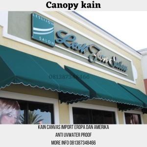 Harga canopy kain jakarta selatan bahan | HARGALOKA.COM