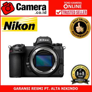 Harga nikon z7 ii nikon z7ii nikon z7 mark ii body only kamera | HARGALOKA.COM