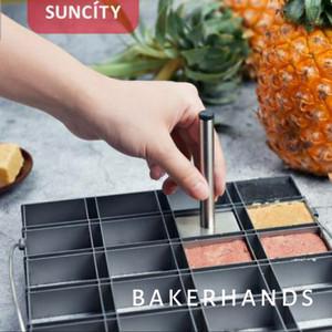 Harga cetakan nastar taiwan premium suncity pineapple crisp shaping   HARGALOKA.COM