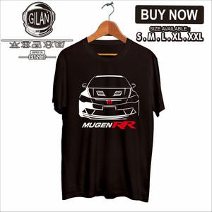 Harga kaos baju mobil mugen rr racing otomotif   gilan cloth   | HARGALOKA.COM