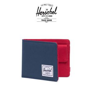 Harga herschel roy coin wallet rfid navy blue rfid dompet | HARGALOKA.COM