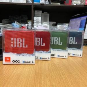 Harga jbl go 2 speaker portable wireless bluetooth waterproof   | HARGALOKA.COM