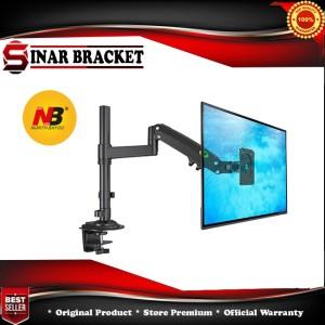 Harga bracket monitor breket jepit meja braket tv nb h80 15 34   HARGALOKA.COM