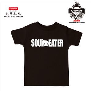 Harga kaos baju anak soul eater simple kaos anime   | HARGALOKA.COM
