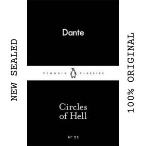 Harga buku import circles of hell dante alighieri author the divine   HARGALOKA.COM