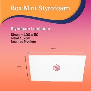 Harga Styrofoam Lembaran Uk 100x50 Katalog.or.id