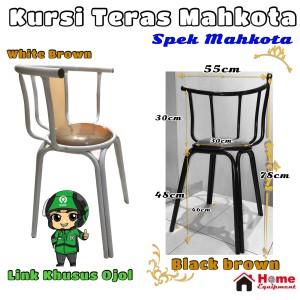 Harga kursi teras kursi tamu kursi santai kuat kokoh nyaman khusus ojol | HARGALOKA.COM