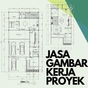 Harga gambar kerja proyek sipil arsitek bangunan gambar   HARGALOKA.COM