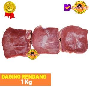 Harga daging rendang   1kg   www distributorikanlaut | HARGALOKA.COM