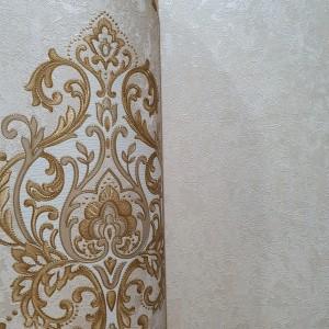 Harga wallpaper dinding mewah gold | HARGALOKA.COM