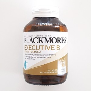 Harga blackmores australia executive b stress formula   125 | HARGALOKA.COM