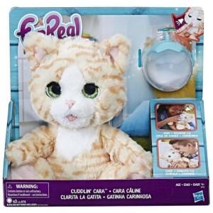 Harga hasbro furreal friends cuddle cara cat boneka kucing fur real   HARGALOKA.COM