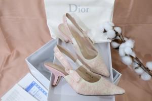 Harga dior heels pink | HARGALOKA.COM