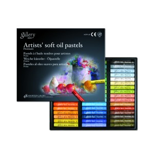 Info Crayon Oil Pastel Pentel 50 Warna Katalog.or.id