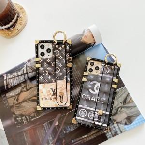 Harga elegant cover iphone 12 12 pro case luxury branded bag monogram | HARGALOKA.COM