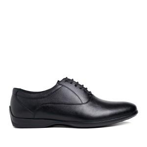 Harga prabu   aditya black sepatu kulit oxford pria   | HARGALOKA.COM