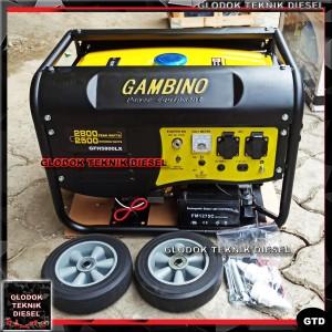 Harga genset bensin 3000 watt generator listrik 2500 w electric | HARGALOKA.COM
