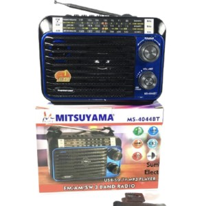 Harga radio speaker bluetooth mp3 mitsuyama ms | HARGALOKA.COM