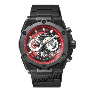Harga jam tangan chronoforce hype red   jam tangan pria cf 5297 | HARGALOKA.COM