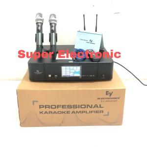 Harga power amplifier ev 6900 dsp original electro voice include 2 | HARGALOKA.COM