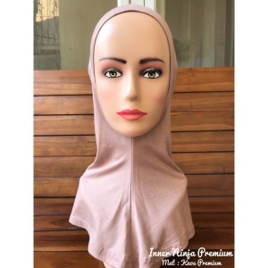 Harga inner ninja premium daleman hijab ninja premium   | HARGALOKA.COM