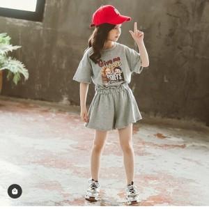 Harga setelan anak perempuan korea style anak baju   HARGALOKA.COM