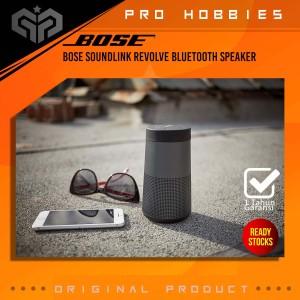 Harga bose soundlink revolve bluetooth | HARGALOKA.COM