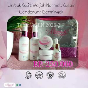 Harga marwah skincare bright teatree untuk kulit normal berminyak original   facial | HARGALOKA.COM
