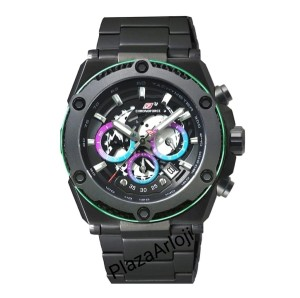 Harga jam tangan chronoforce hype purple   jam tangan pria cf 5297 | HARGALOKA.COM