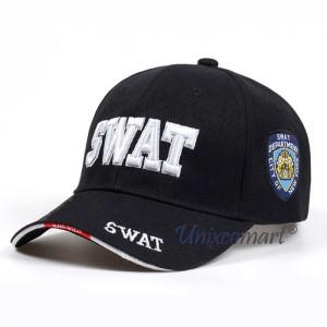 Harga swat topi baseball hat cap casual sport distro pria wanita dewasa   | HARGALOKA.COM