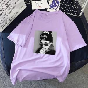 Harga oversize avatar lilac atasan jumbo | HARGALOKA.COM